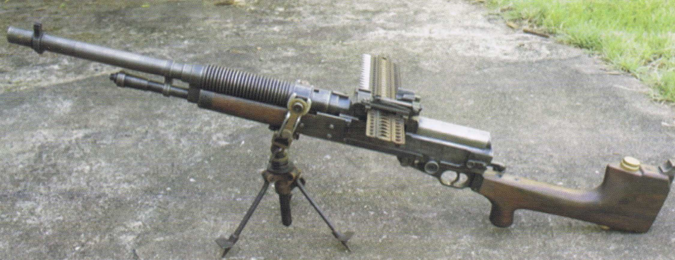 Replica Hotchkiss LMG